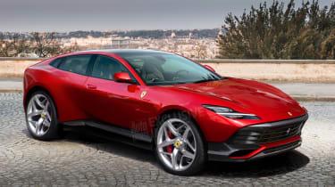 New 2021 Ferrari Purosangue Suv Design Specs And Price Wiki Cars